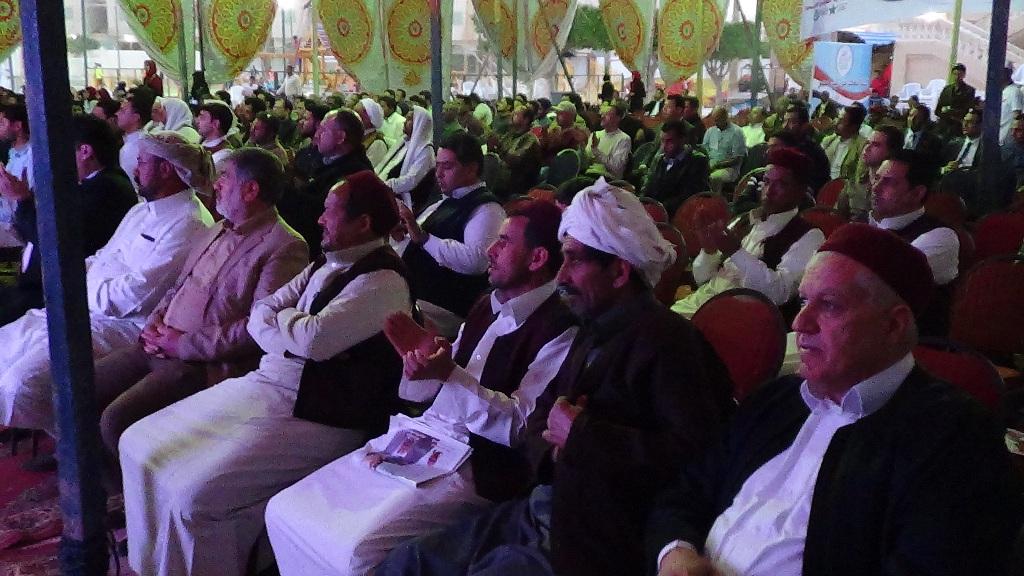 مؤتمر دعم الرئيس السيسي بمطروح بحضور رئيس حزب مستقبل وطن (5)