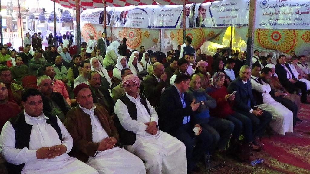 مؤتمر دعم الرئيس السيسي بمطروح بحضور رئيس حزب مستقبل وطن (4)