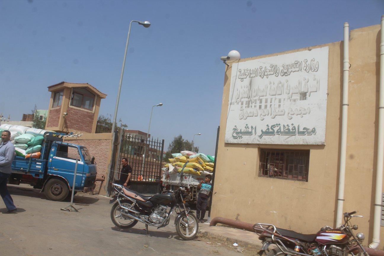 6- مجمع صوامع دسوق