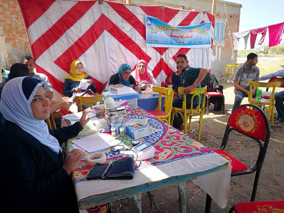 فعاليات حملة فيرس سي بسوهاج (5)