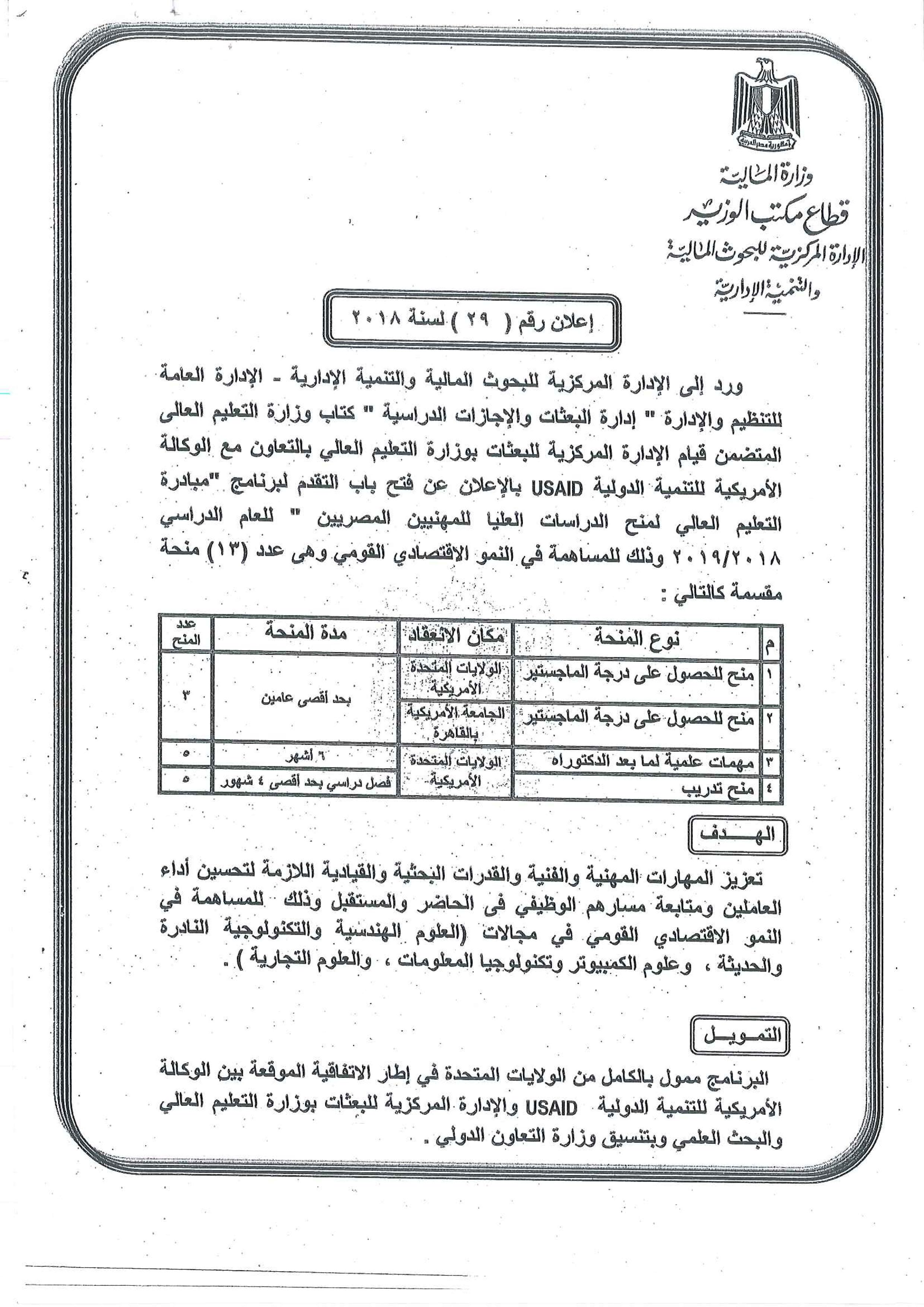 وزارة المالية (1)
