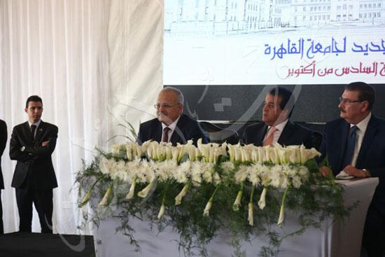 جامعة القاهرة الجديد (2)
