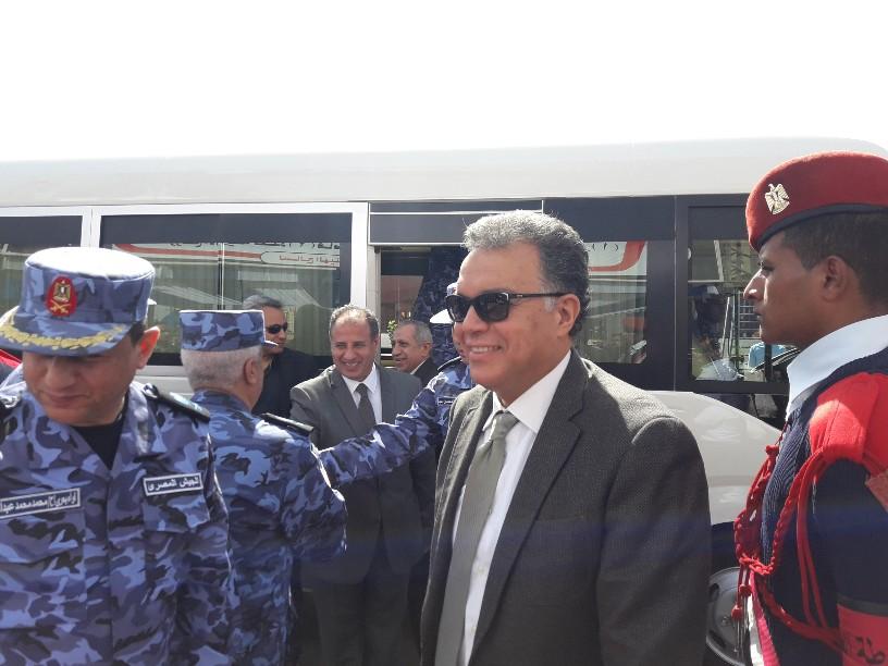 تدشين قاطرتين تحيا مصر بميناء الإسكندرية  (3)