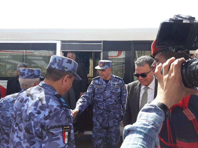 تدشين قاطرتين تحيا مصر بميناء الإسكندرية  (2)
