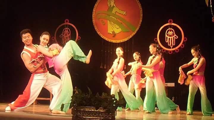 لياوينج للغناء والرقص (6)