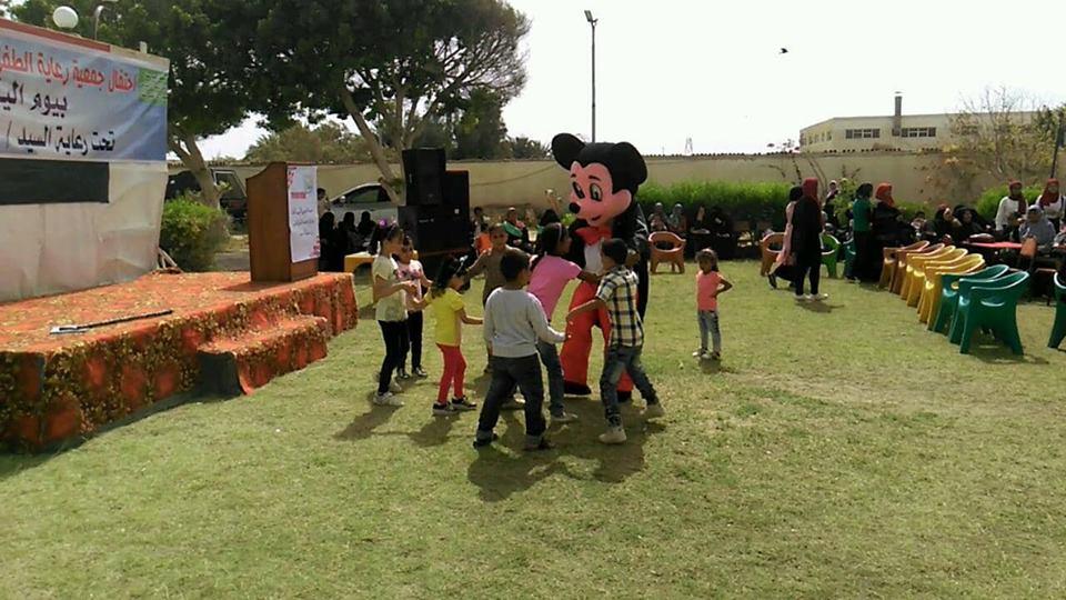جمعية رعاية الطفل اليتيم بطور سيناء (2)