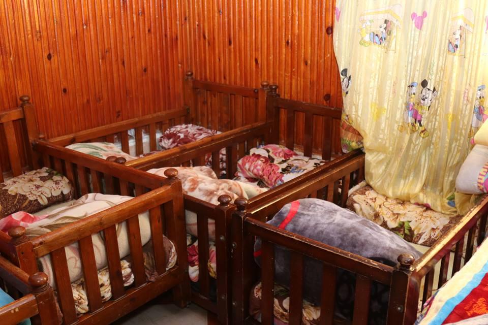 7- أسرة الاطفال