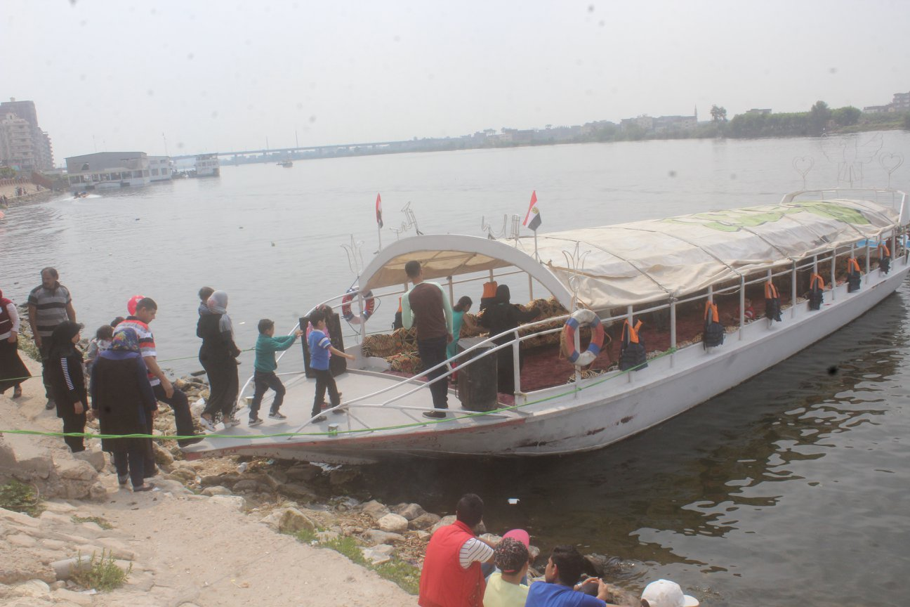 7- الاقبال على الرحلات النيلية