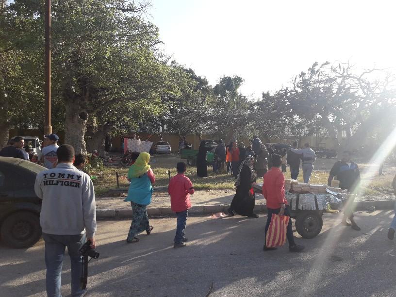 احتفالات أعياد الربيع شم النسيم بالإسكندرية (21)