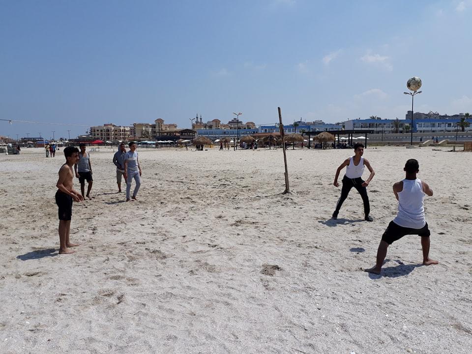 شاطئ بورسعيد1