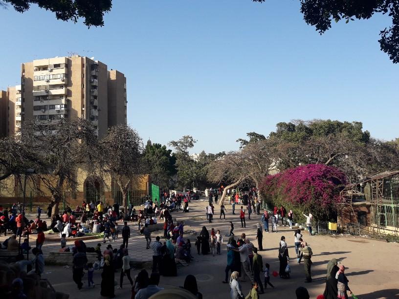 احتفالات أعياد الربيع شم النسيم بالإسكندرية (15)