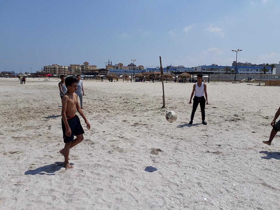 شاطئ بورسعيد8