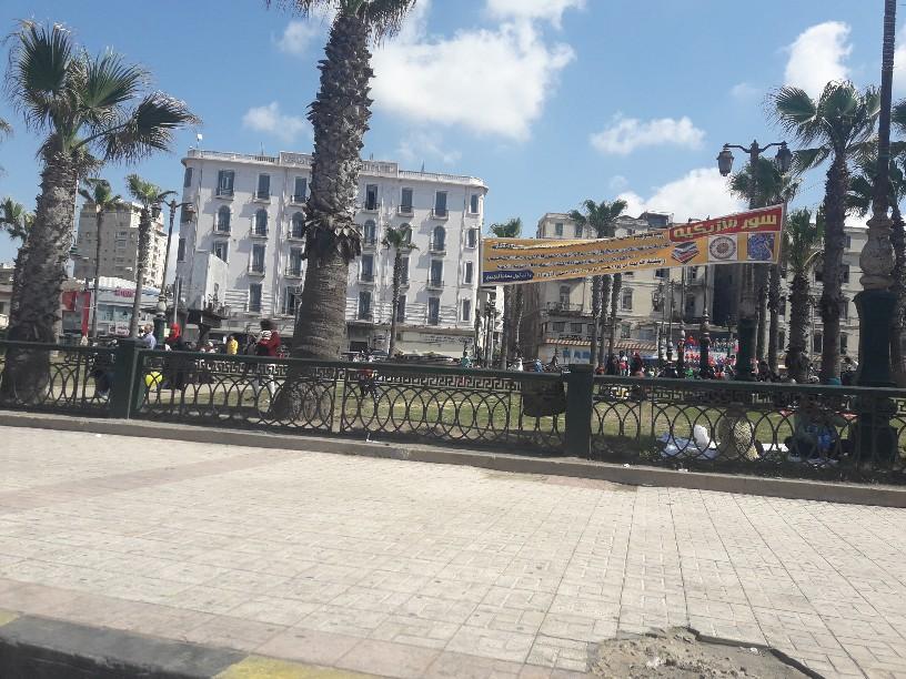 احتفالات أعياد الربيع شم النسيم بالإسكندرية (3)
