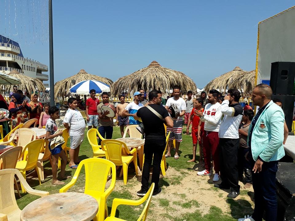 شاطئ بورسعيد13