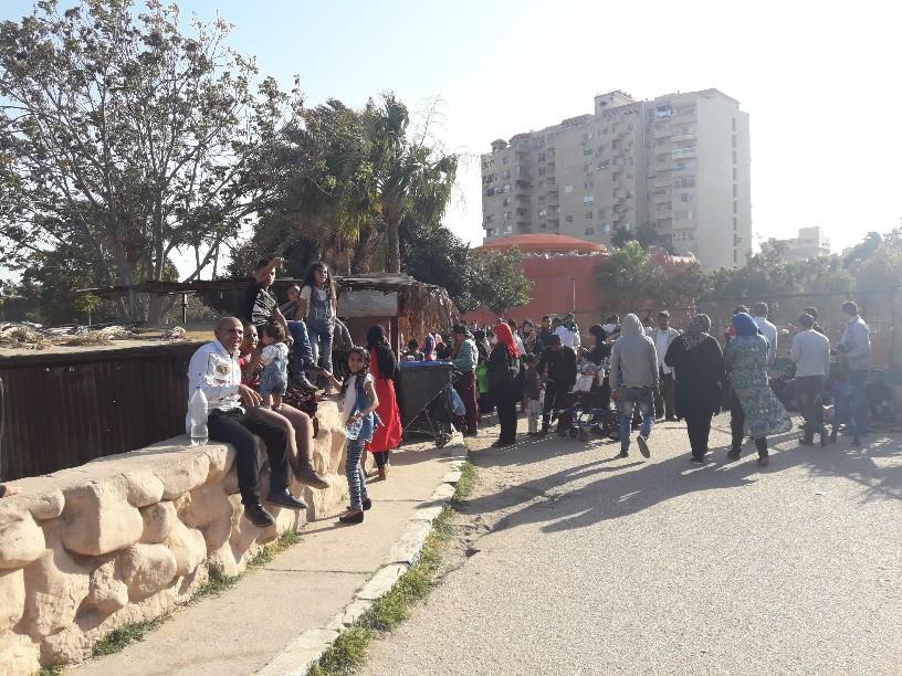 احتفالات أعياد الربيع شم النسيم بالإسكندرية (9)