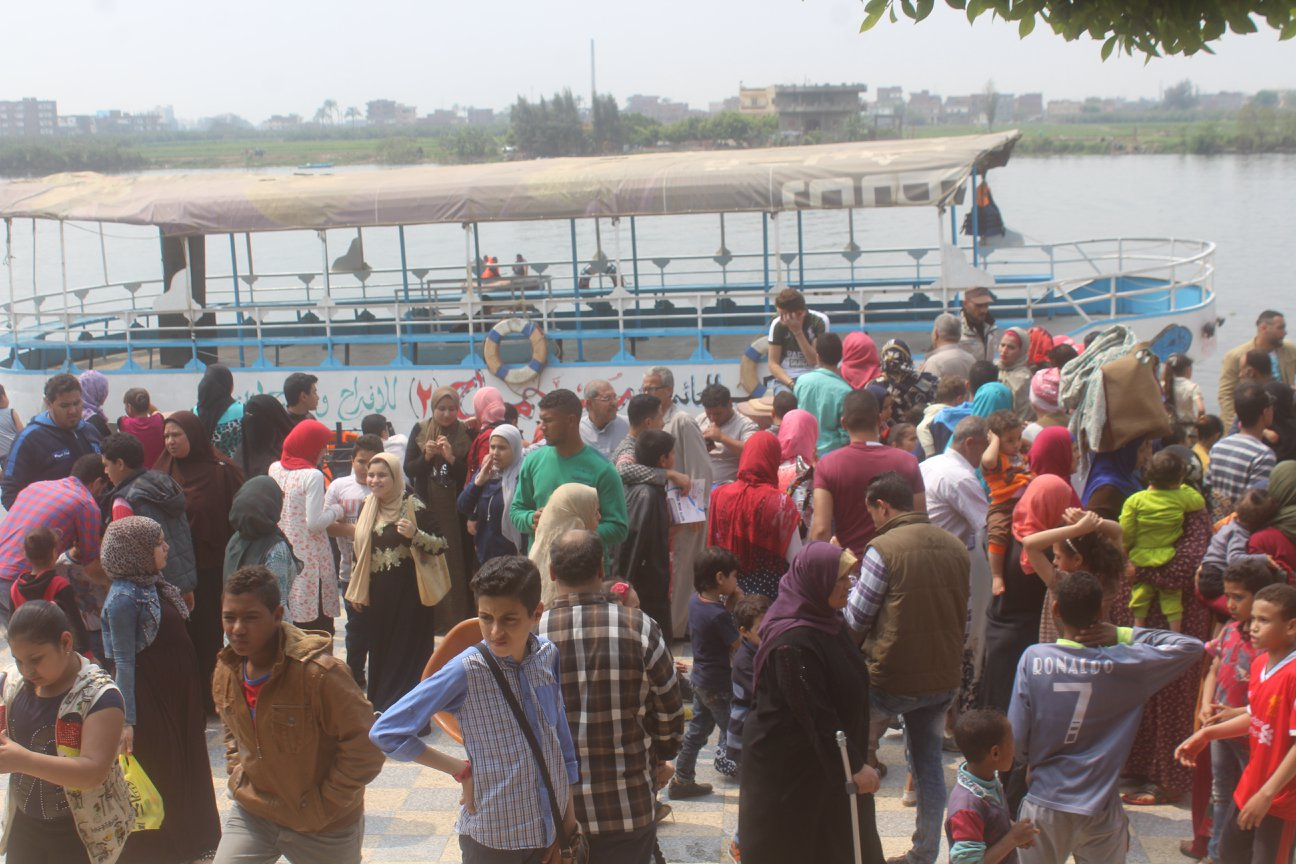 5- اقبال على الرحلات النيلية
