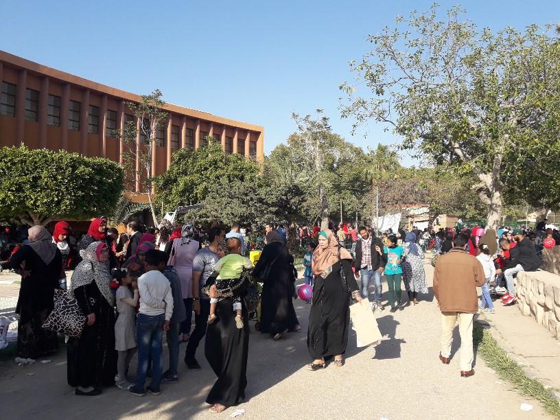 احتفالات أعياد الربيع شم النسيم بالإسكندرية (8)