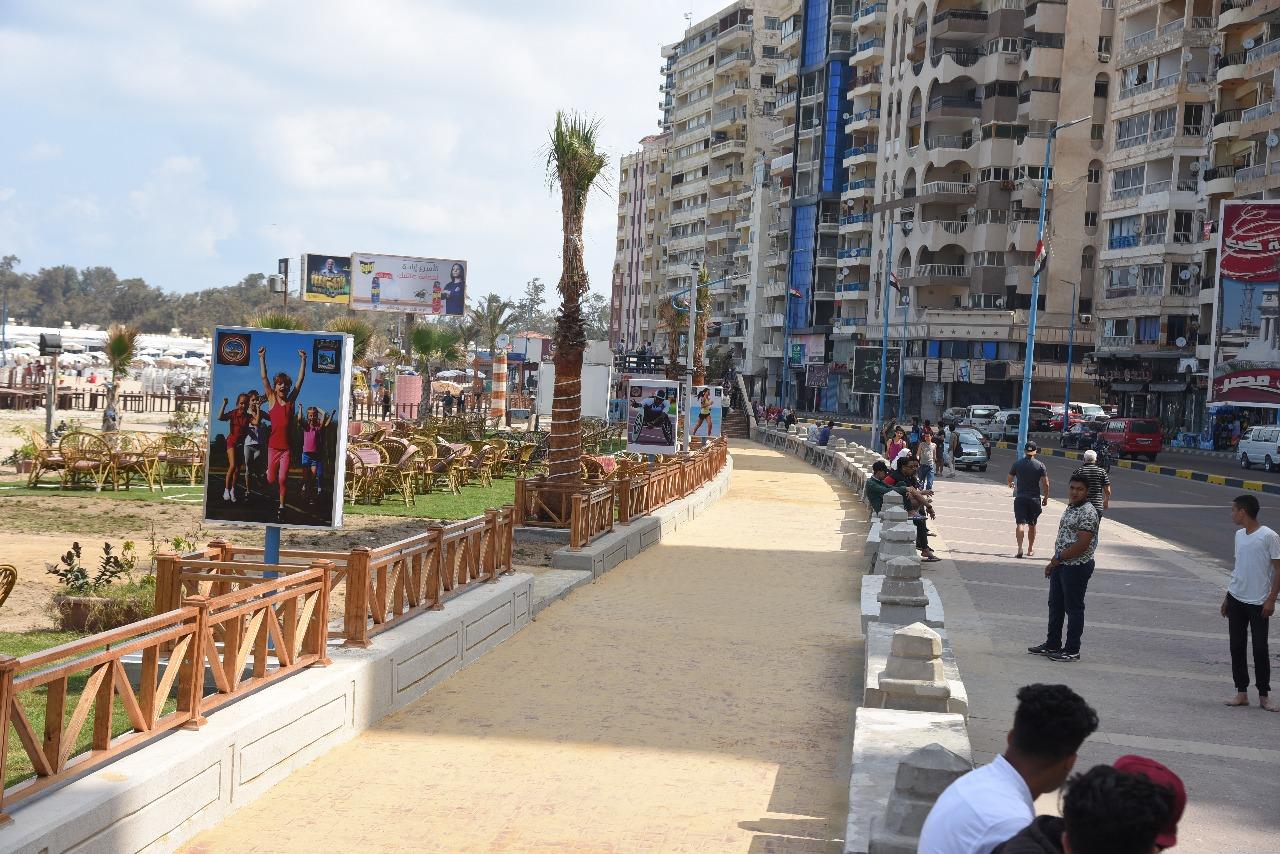 احتفالات أعياد الربيع شم النسيم بالإسكندرية (5)