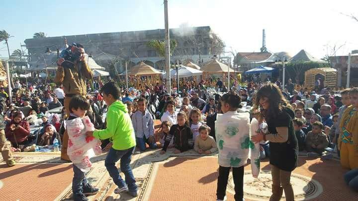 احتفالات أعياد الربيع شم النسيم بالإسكندرية (1)