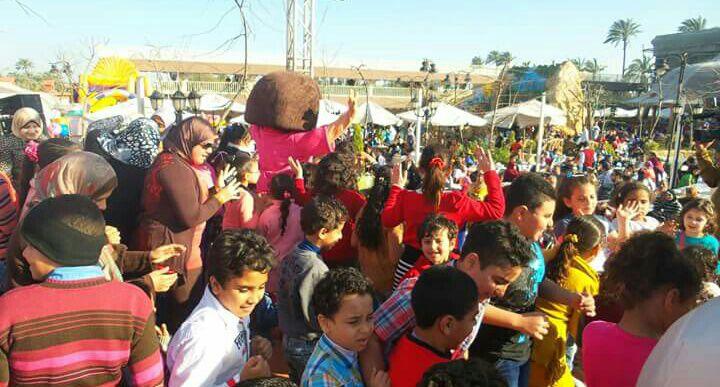 احتفالات أعياد الربيع شم النسيم بالإسكندرية (27)