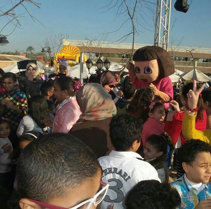 احتفالات أعياد الربيع شم النسيم بالإسكندرية (2)