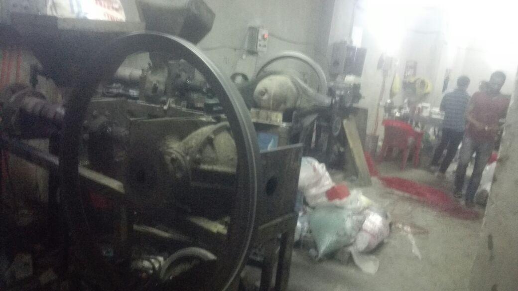 التموين مصنع اسلاك كهربائية --م (8)