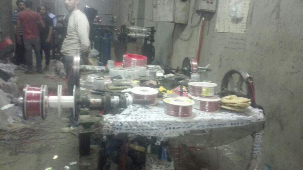 التموين مصنع اسلاك كهربائية --م (3)