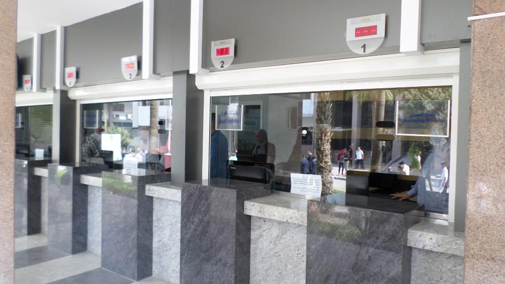 افتتاح التطوير التقنى بمجمع محاكم الاسماعيلية (7)
