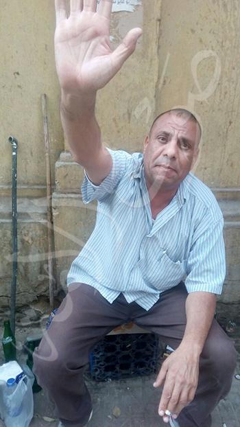 محمود عبد الموجود سائق