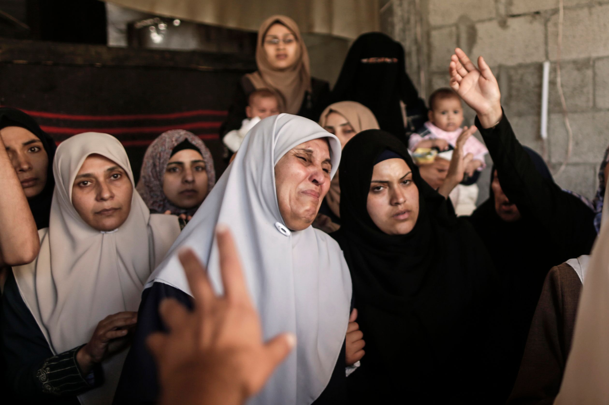 تشييع جثمان الشهيد ناصر غراب  (4)