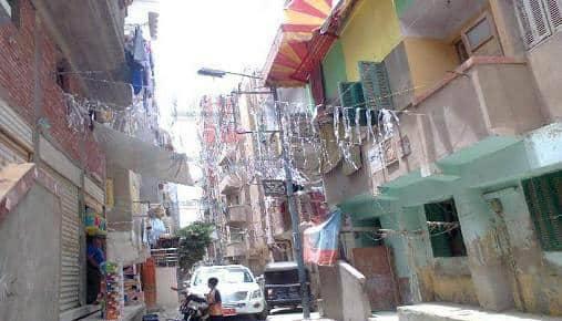 زينة رمضان تملأ شوارع الدقهلية  (1)