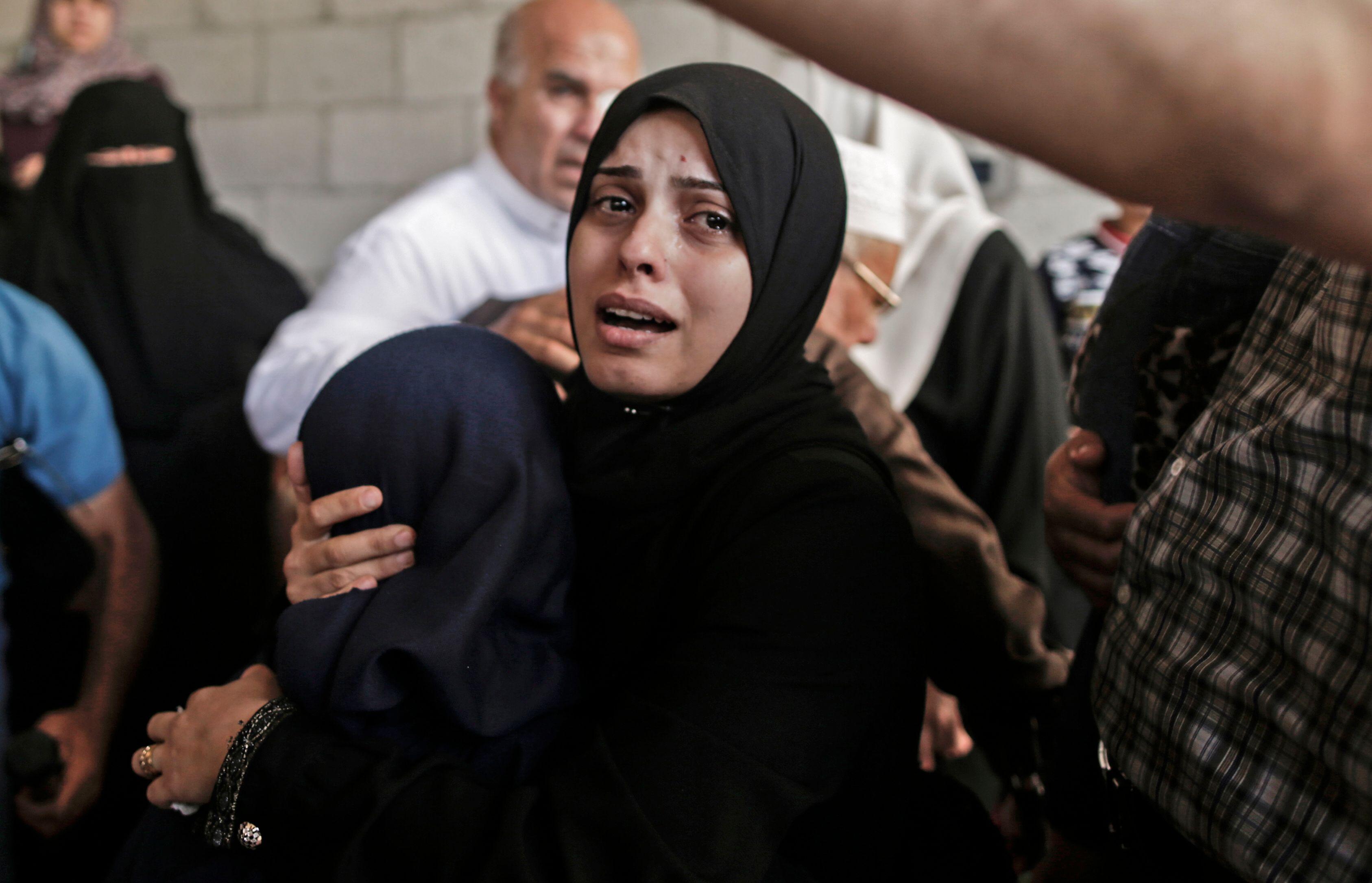 تشييع جثمان الشهيد ناصر غراب  (3)