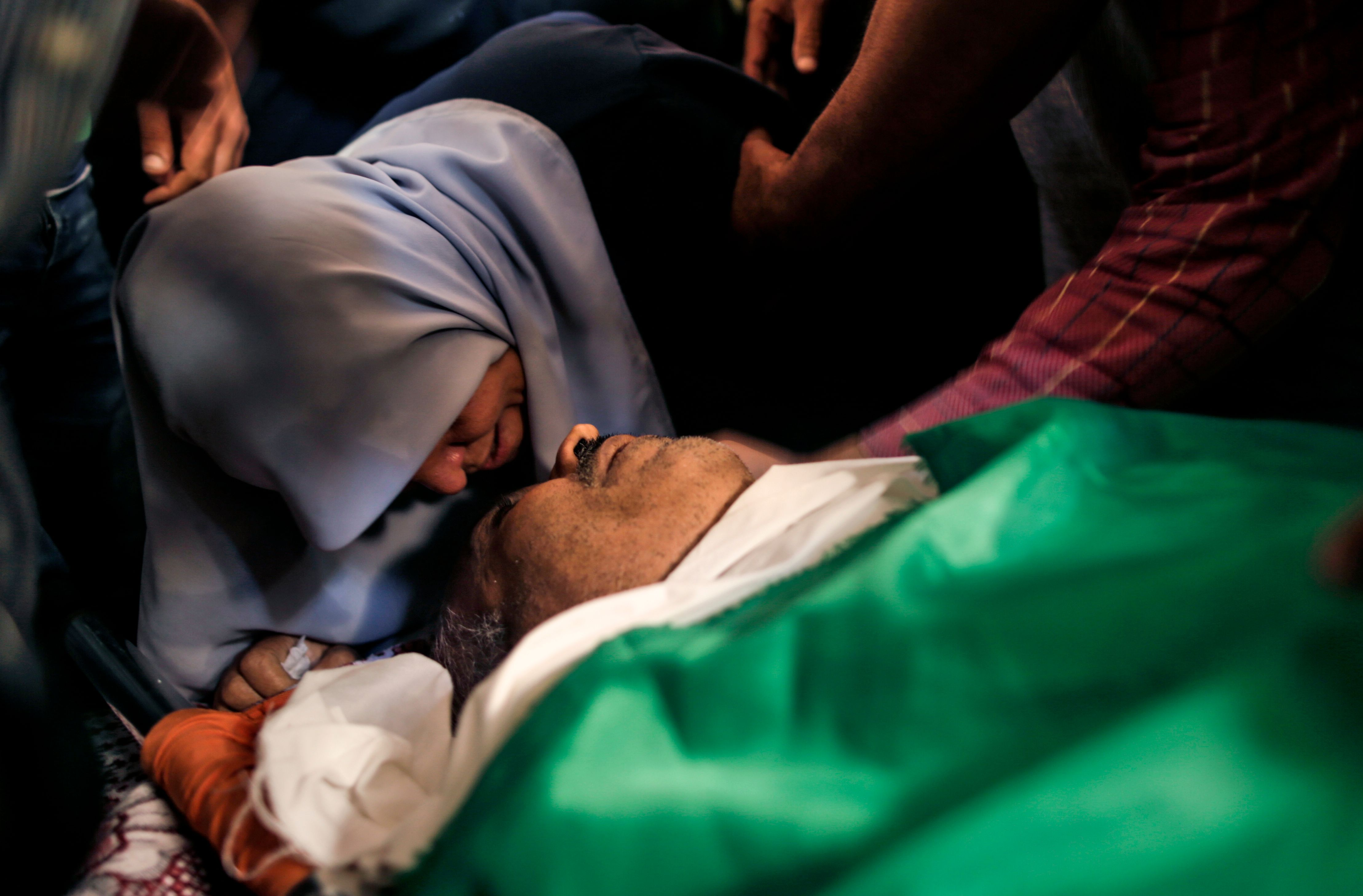 تشييع جثمان الشهيد ناصر غراب  (2)