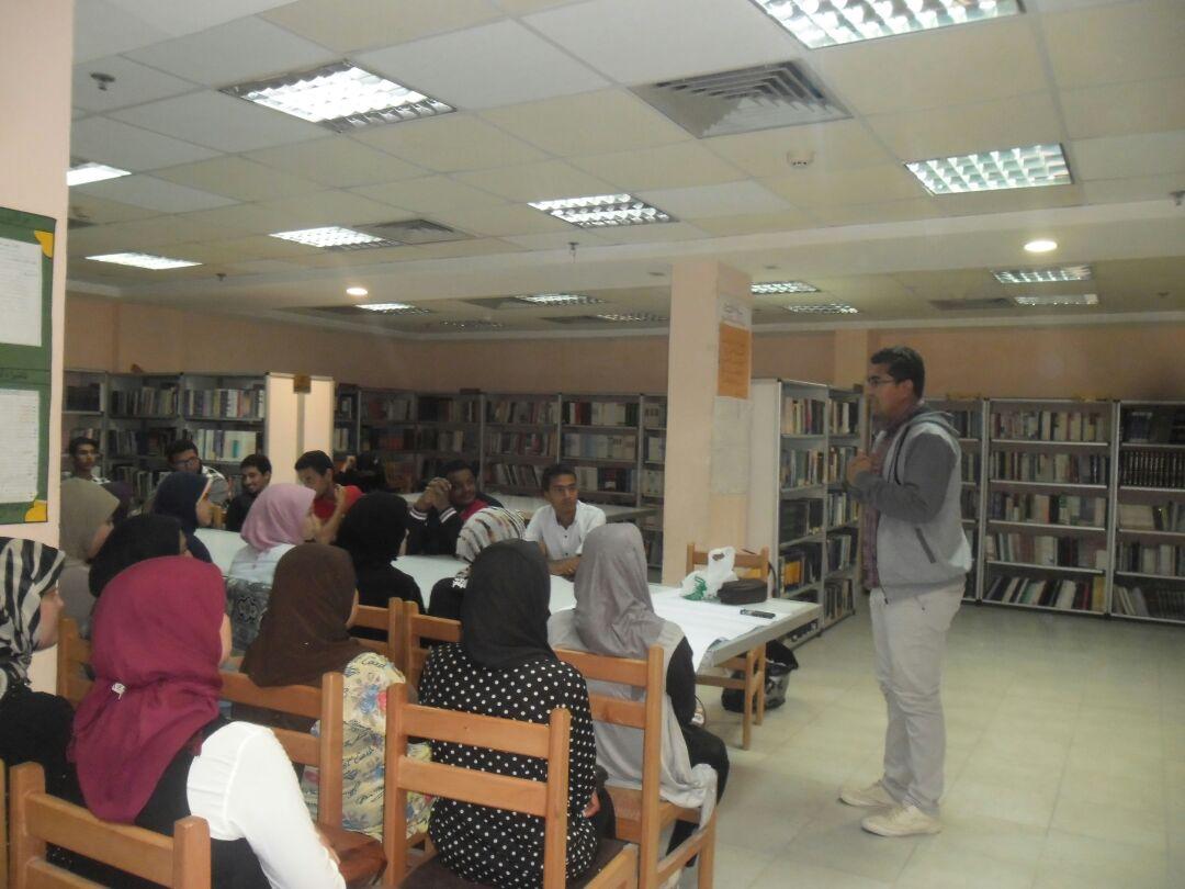 ورشة عمل حول الثقافة واحتياجات الشباب بمطروح  (2)