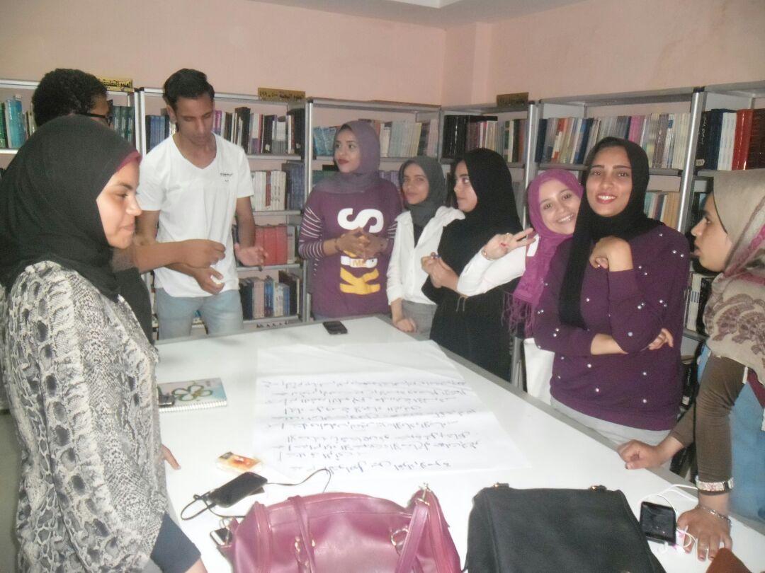 ورشة عمل حول الثقافة واحتياجات الشباب بمطروح  (4)