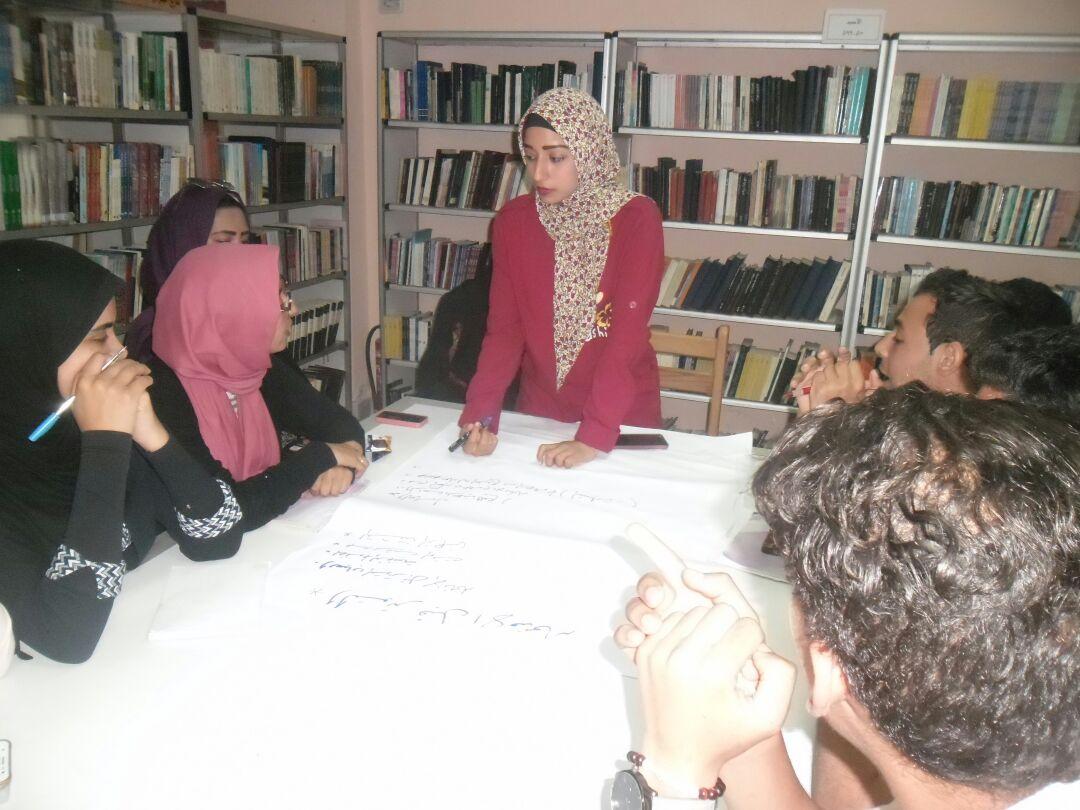 ورشة عمل حول الثقافة واحتياجات الشباب بمطروح  (3)