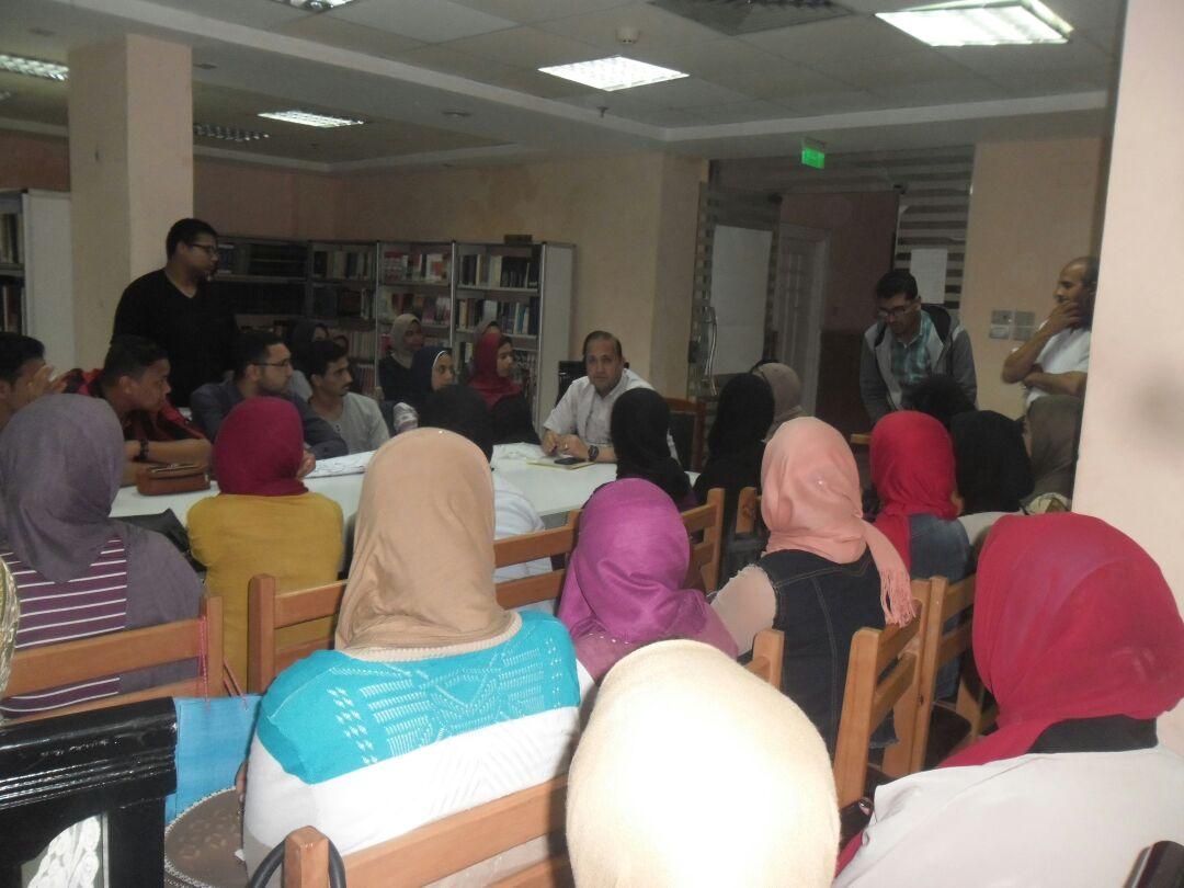 ورشة عمل حول الثقافة واحتياجات الشباب بمطروح  (5)