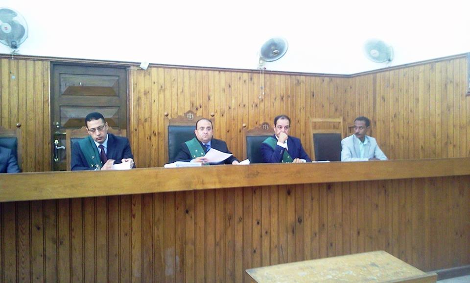 محكمة جنايات جنوب سيناء
