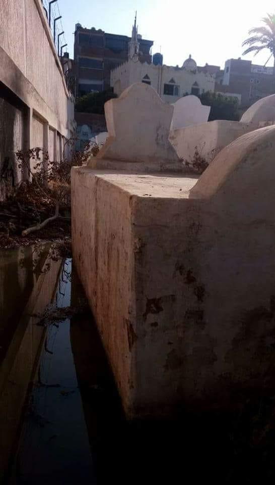 مقابر مدينة رشيد (1)