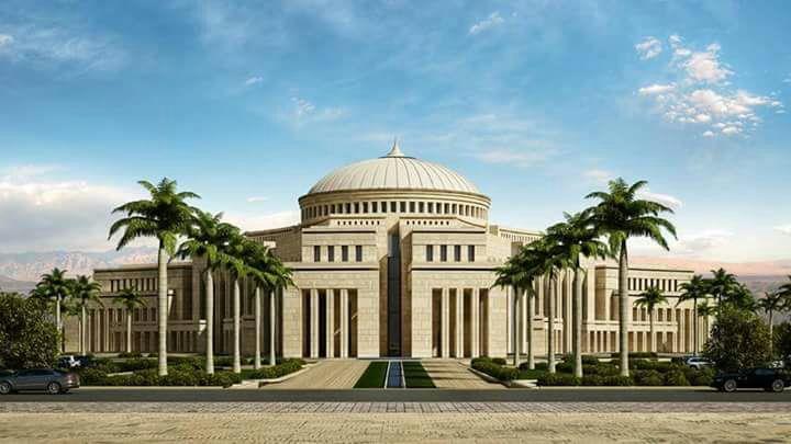 مبنى البرلمان في العاصمة الإدارية5