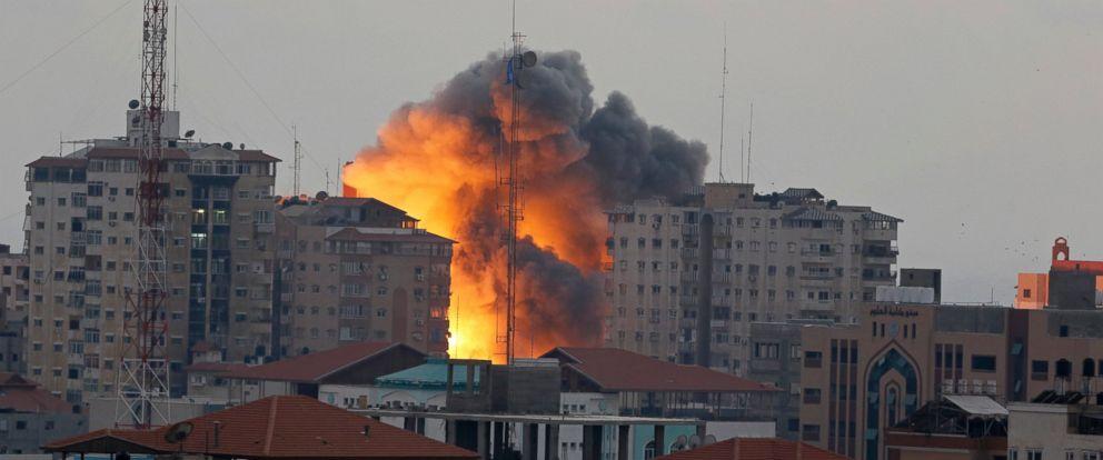 حرب غزه
