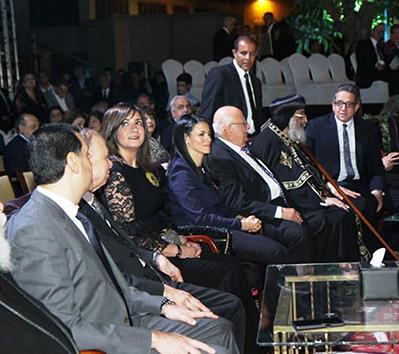 البابا تواضروس في إحياء ذكرى دخول المسيح مصر