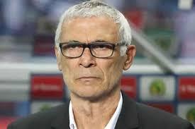 هيكتور كوبر، مدرب منتخب مصر لكرة القدم