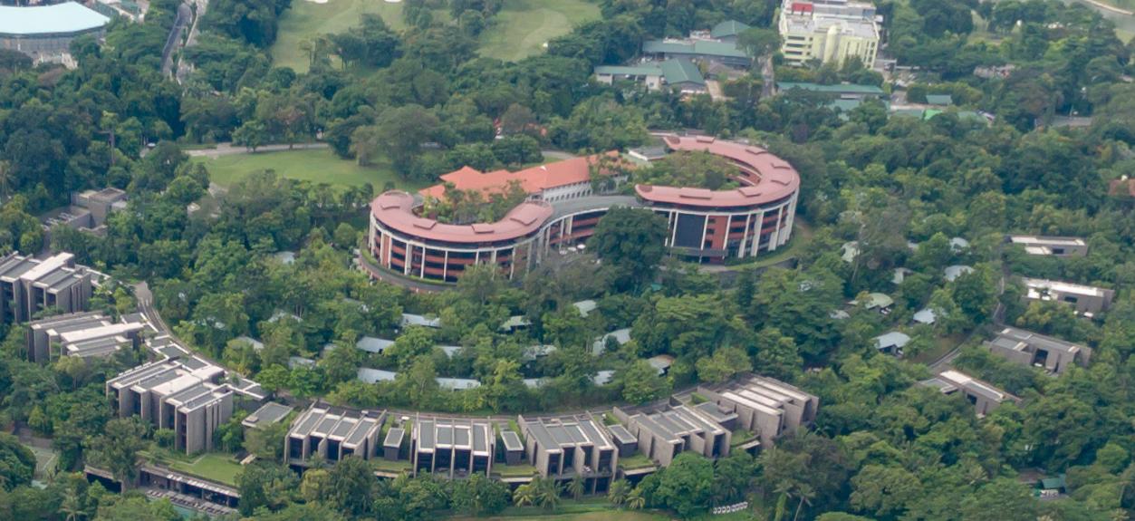 جزيرة كابيلا في سنغافورة