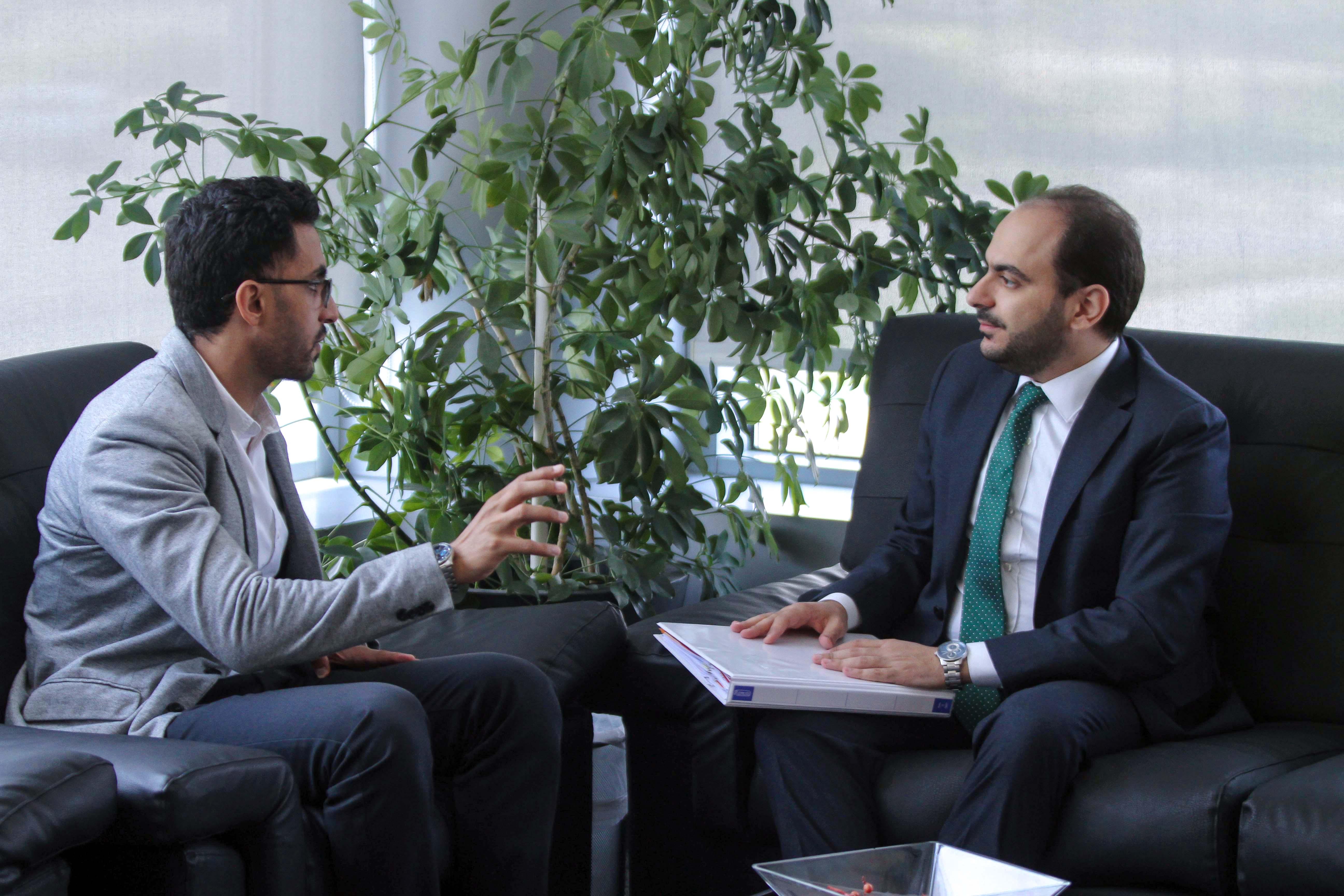 الدكتور أمير نبيل، رئيس جهاز حماية المنافسة (49)