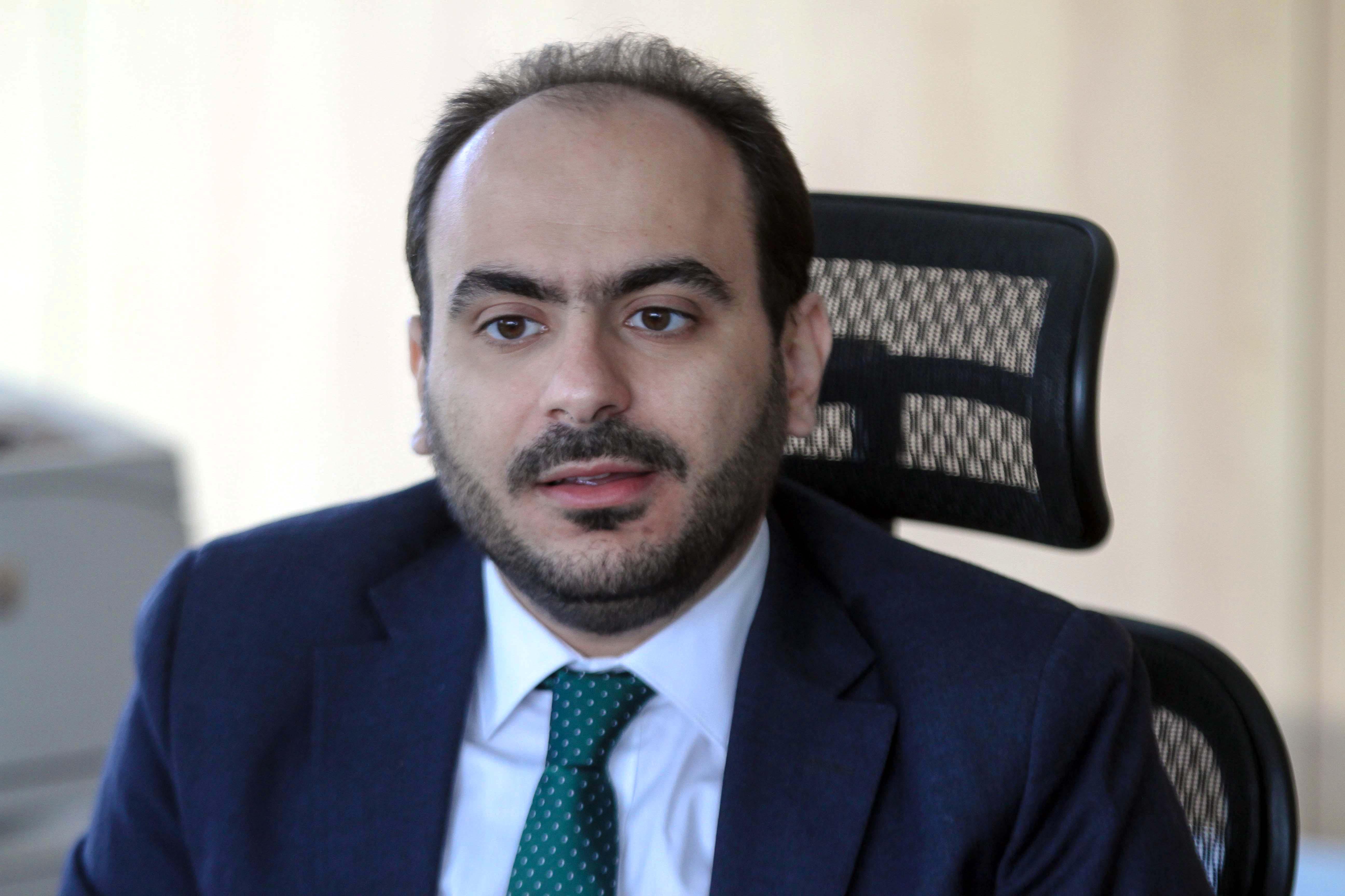 الدكتور أمير نبيل، رئيس جهاز حماية المنافسة (45)