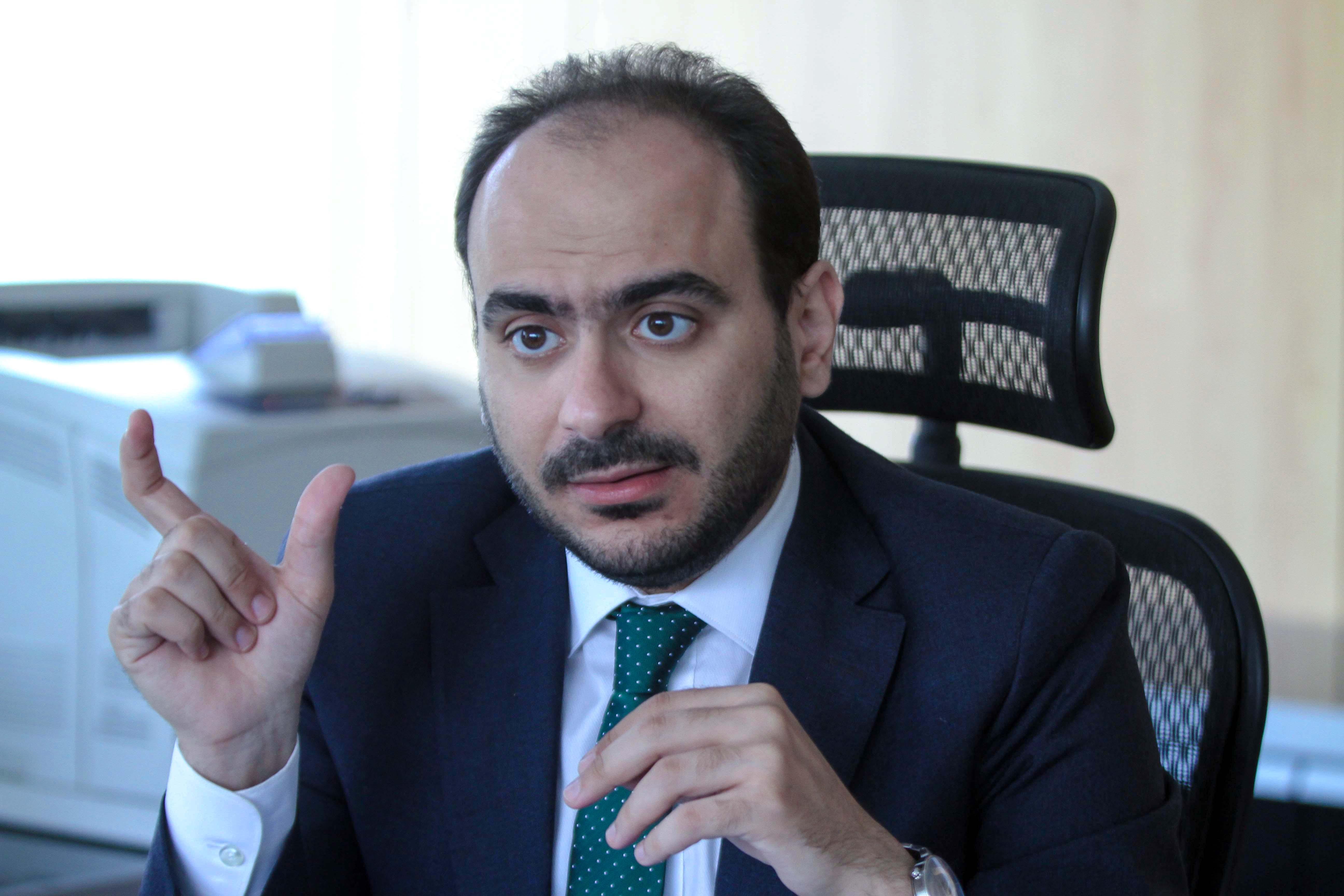 الدكتور أمير نبيل، رئيس جهاز حماية المنافسة (22)