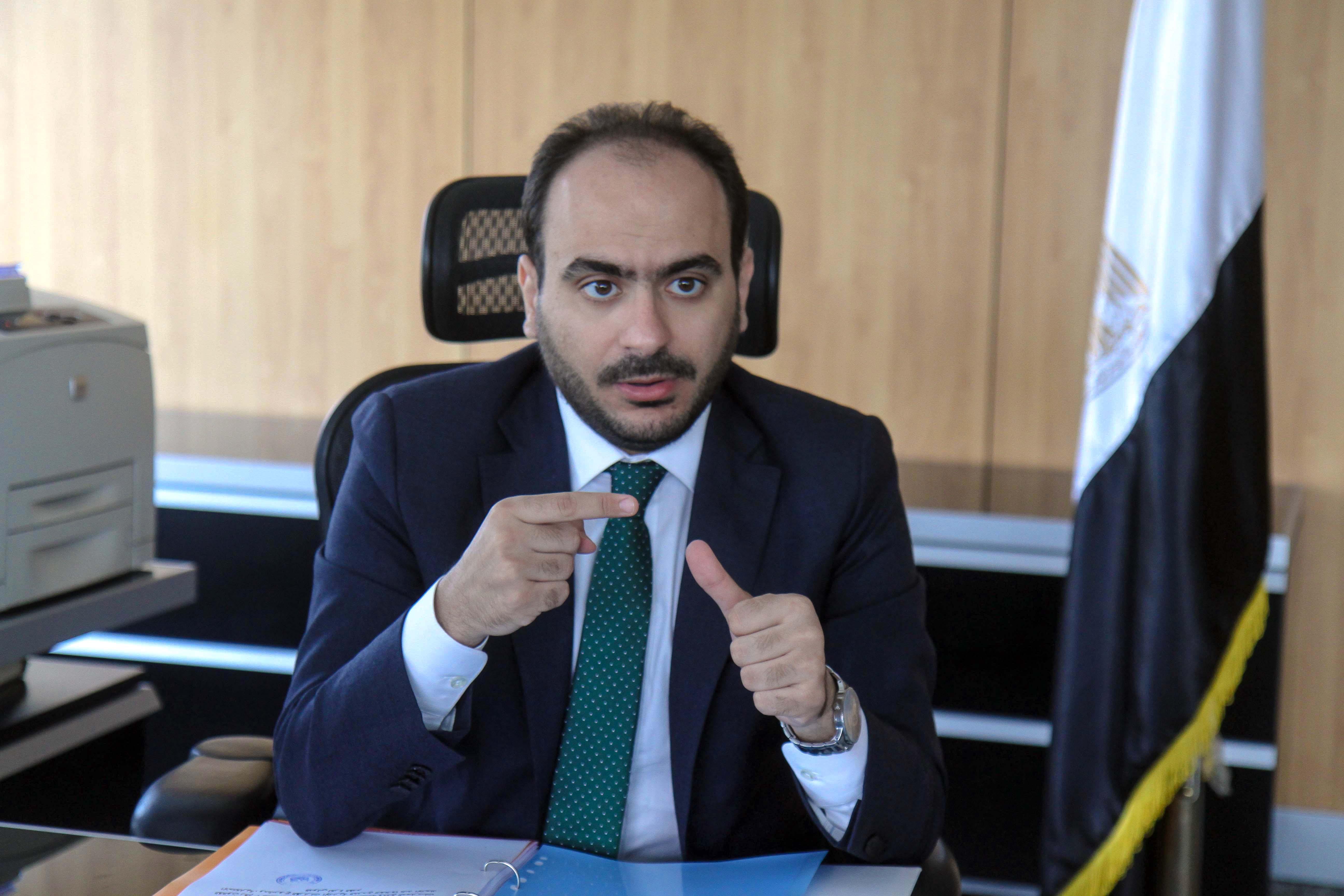 الدكتور أمير نبيل، رئيس جهاز حماية المنافسة