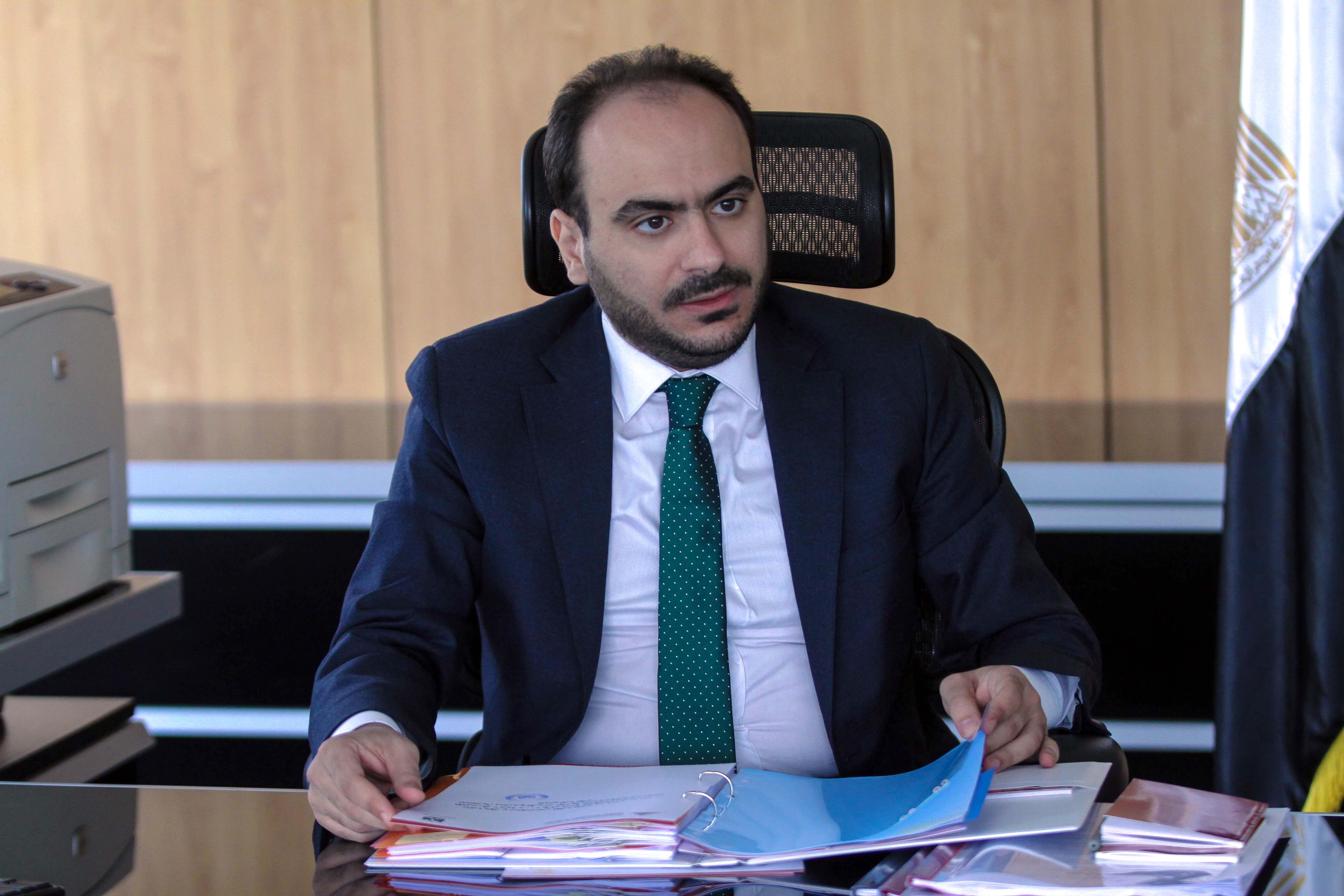 الدكتور أمير نبيل، رئيس جهاز حماية المنافسة (3)