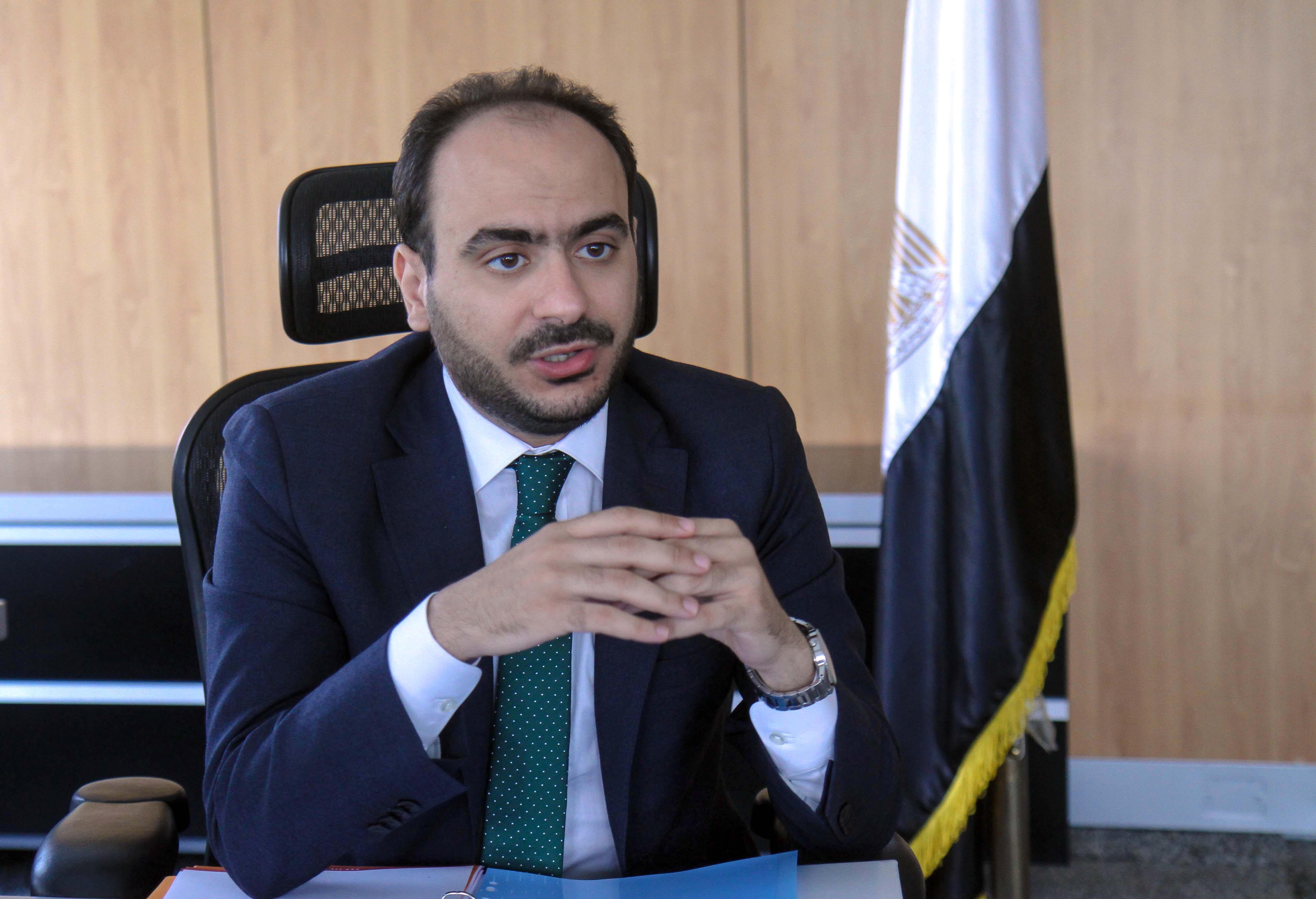الدكتور أمير نبيل، رئيس جهاز حماية المنافسة (24)